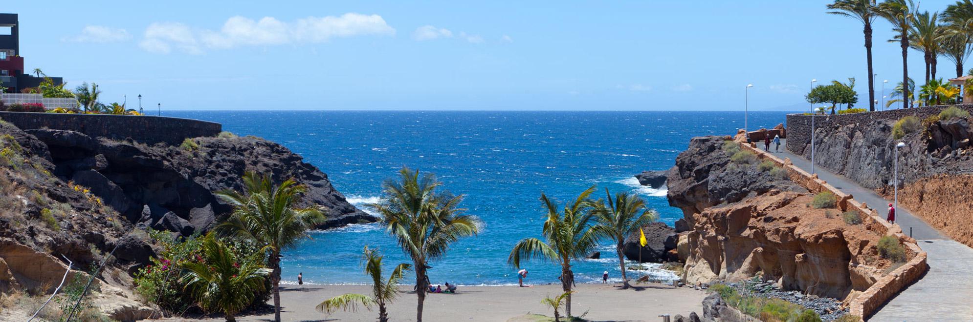 Lage Roca Nivaria Gh Adrian Hoteles Playa Paraiso Teneriffa