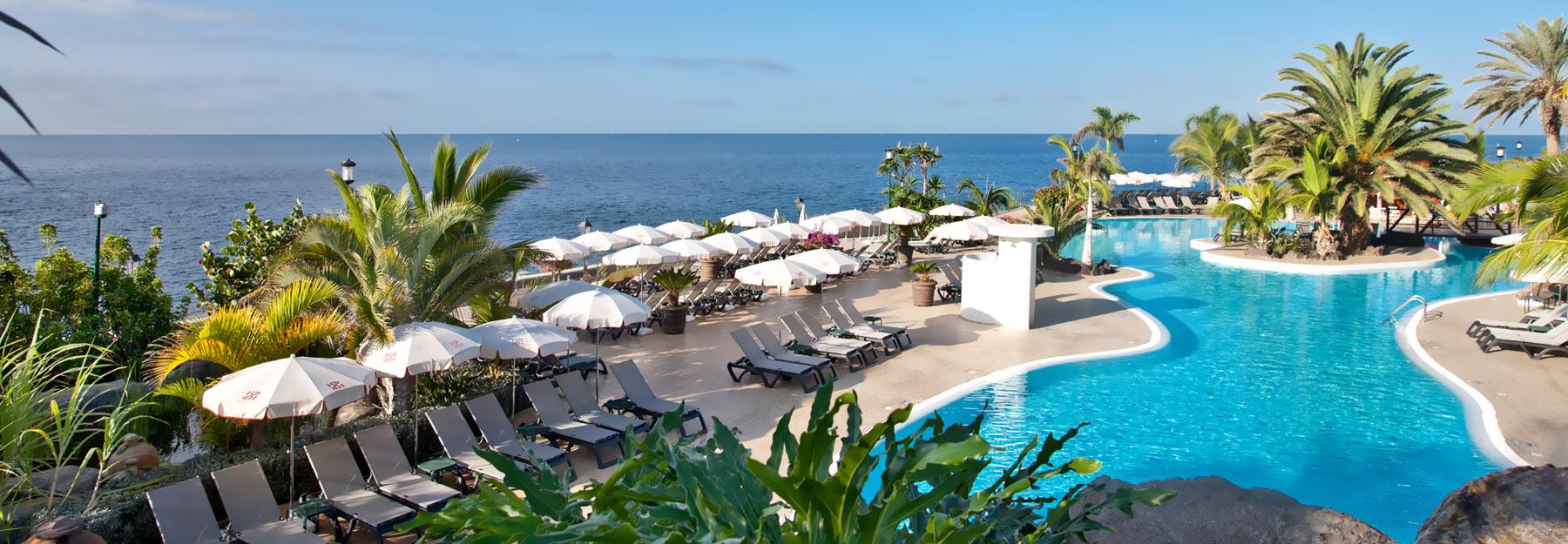Servicios roca nivaria adrian hoteles playa de for Adrian hoteles jardin de nivaria tenerife