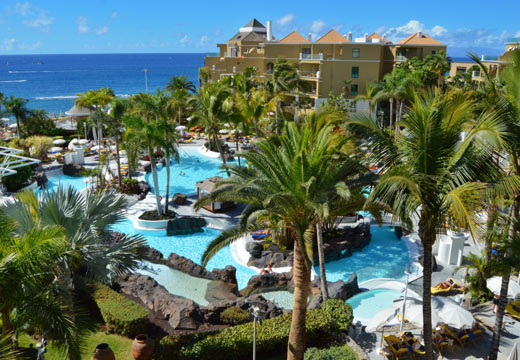 Services jardines de nivaria adrian hotels costa for Jardines de nivaria teneriffa