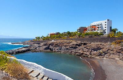 Roca nivaria adrian hotels playa para so tenerife for Teneriffa jardines de nivaria